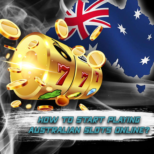 How to start playing slots online?